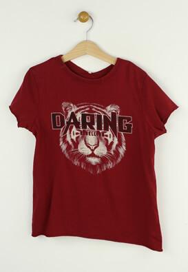 Tricou Only Lara Dark Red