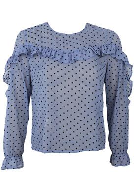 Bluza Jacqueline de Yong Juliette Light Blue