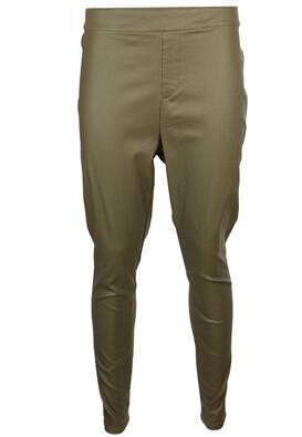 Pantaloni Only Irene Dark Green