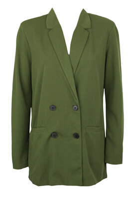 Sacou Jacqueline de Yong Evelyn Dark Green