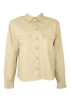 Camasa Only Rita Light Beige