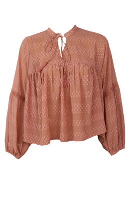 Bluza Only Debbie Pink