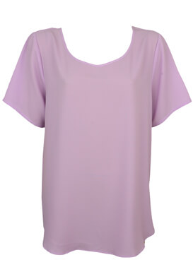 Tricou Only Laura Light Purple