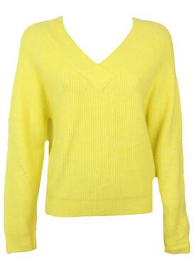 Pulover Jacqueline de Yong Keira Yellow