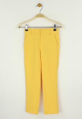 Pantaloni Only Keira Yellow