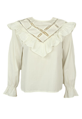 Bluza Jacqueline de Yong Gloria White