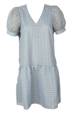 Rochie Only Nikky Light Blue
