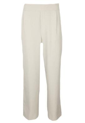 Pantaloni Jacqueline de Yong Sarah Light Grey