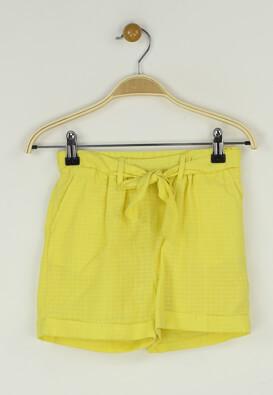 Pantaloni scurti Only Rita Yellow