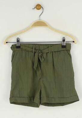 Pantaloni scurti Only Olivia Dark Green