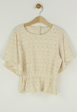 Tricou Only Danielle Light Beige