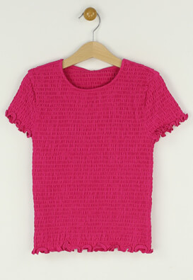 Tricou Only Georgia Dark Pink