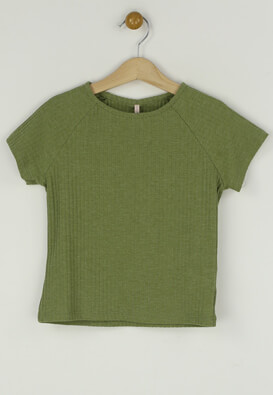 Tricou Only Rosie Dark Green