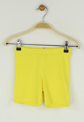Pantaloni scurti Only Patricia Yellow