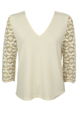 Bluza Only Evelyn Light Beige