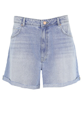 Pantaloni scurti Only Gillian Light Blue