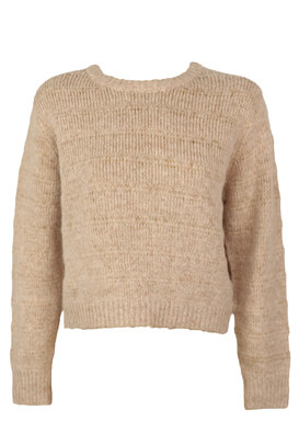 Pulover Only Diana Light Beige