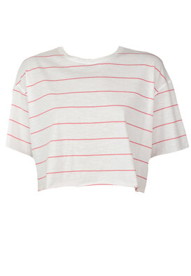 Tricou Only Donna White