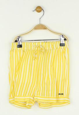 Pantaloni scurti Only Irene Yellow