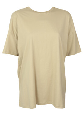 Tricou Only Lana Light Beige