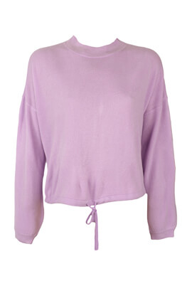 Bluza Only Erin Light Purple