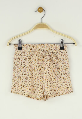 Pantaloni scurti Only Irene Beige