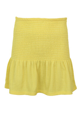 Fusta Only Odette Yellow