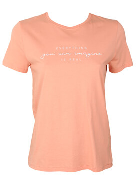 Tricou Only Patricia Light Pink