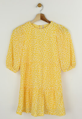 Rochie Only Olivia Yellow