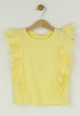 Tricou Only Emma Yellow
