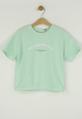 Tricou Only Donna Light Green