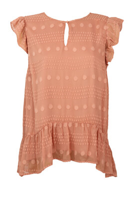 Tricou Only Diana Pink