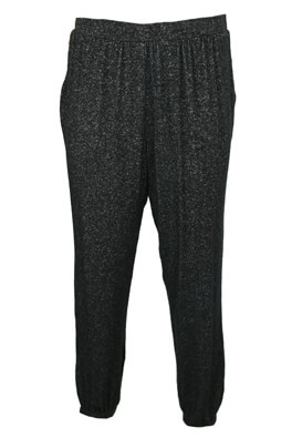 Pantaloni Only Ramona Black