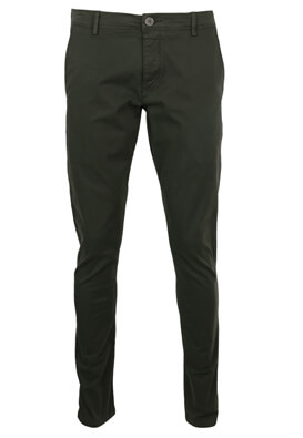 Pantaloni Selected Simpson Dark Grey