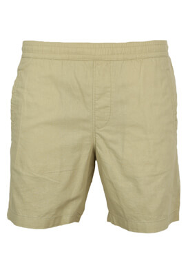 Pantaloni scurti Selected Dylan Light Beige