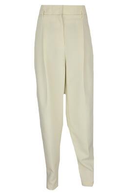 Pantaloni ZARA Irene White