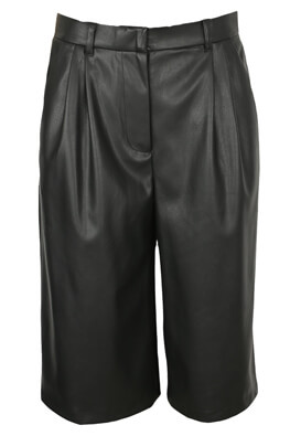 Pantaloni scurti Pieces Wendy Black