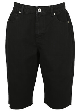 Pantaloni scurti Pieces Gina Black