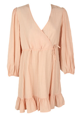 Rochie Pieces Sabrina Light Pink