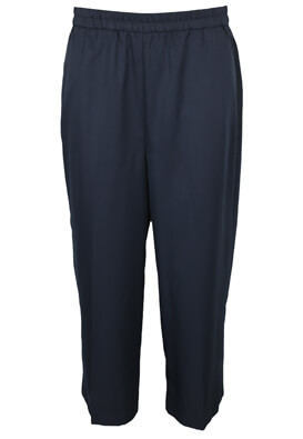 Pantaloni Pieces Eva Dark Blue