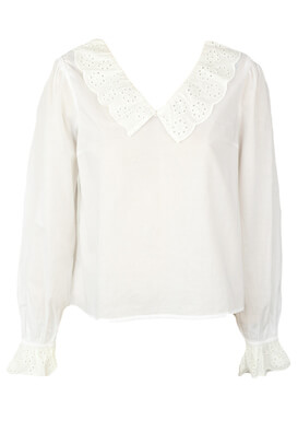 Bluza Pieces Samantha White