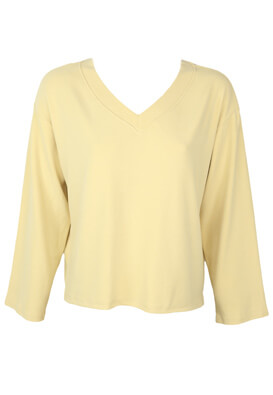 Bluza Pieces Olivia Light Beige
