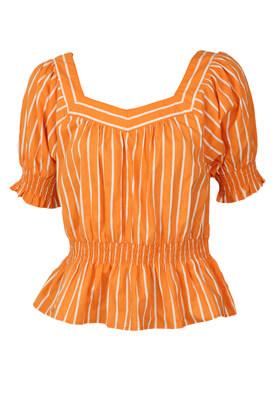 Tricou Pieces Erika Orange