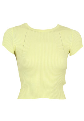 Tricou BSK Carrie Yellow