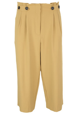 Pantaloni Only Lydia Beige