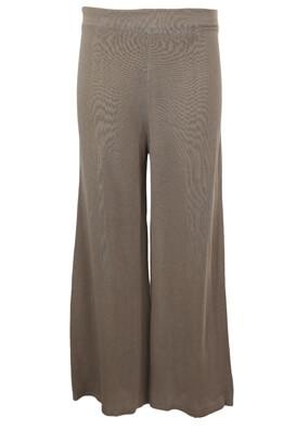 Pantaloni ZARA Amelia Beige