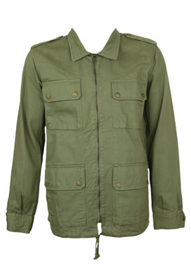 Jacheta Only and Sons Patrick Dark Green