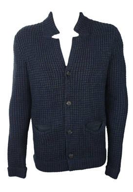 Jerseu Only and Sons Oscar Dark Blue
