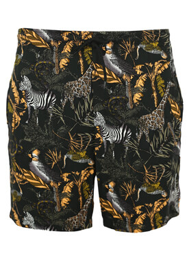 Pantaloni scurti Only and Sons Will Black