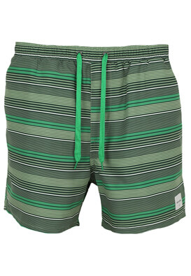 Pantaloni scurti de baie Only and Sons Oscar Green
